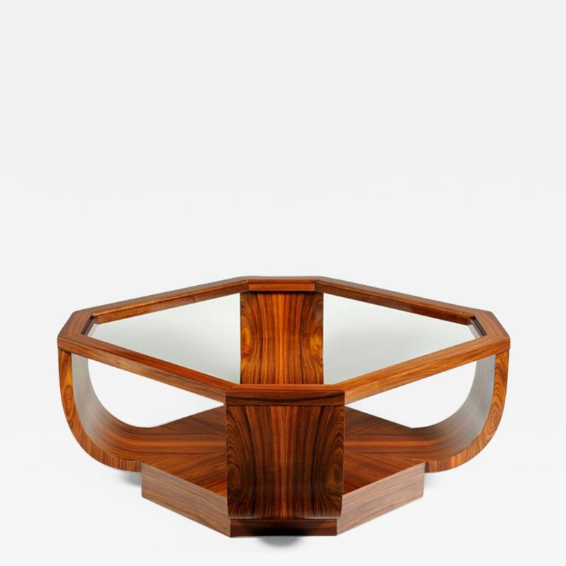 A Modernist Coffee Table by Iliad Design