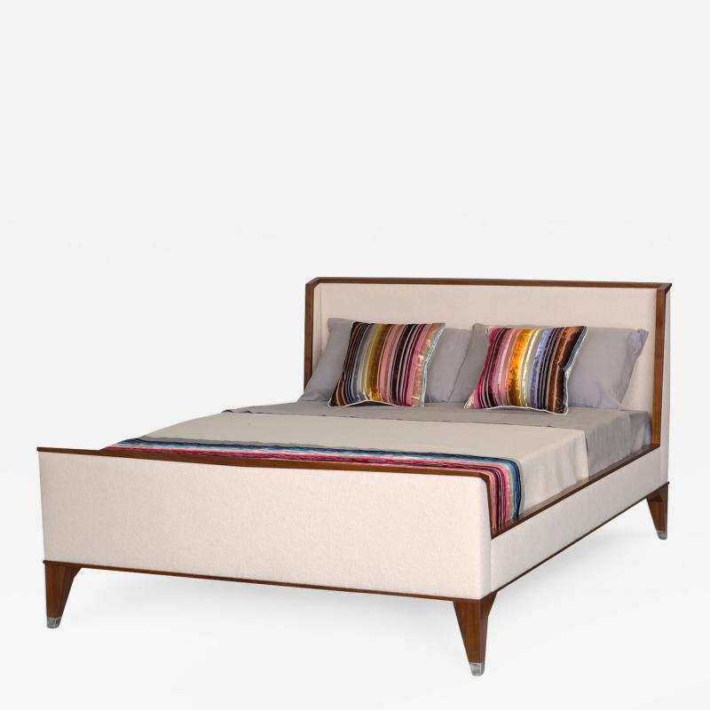 A Modernist Style Bed by Iliad Design