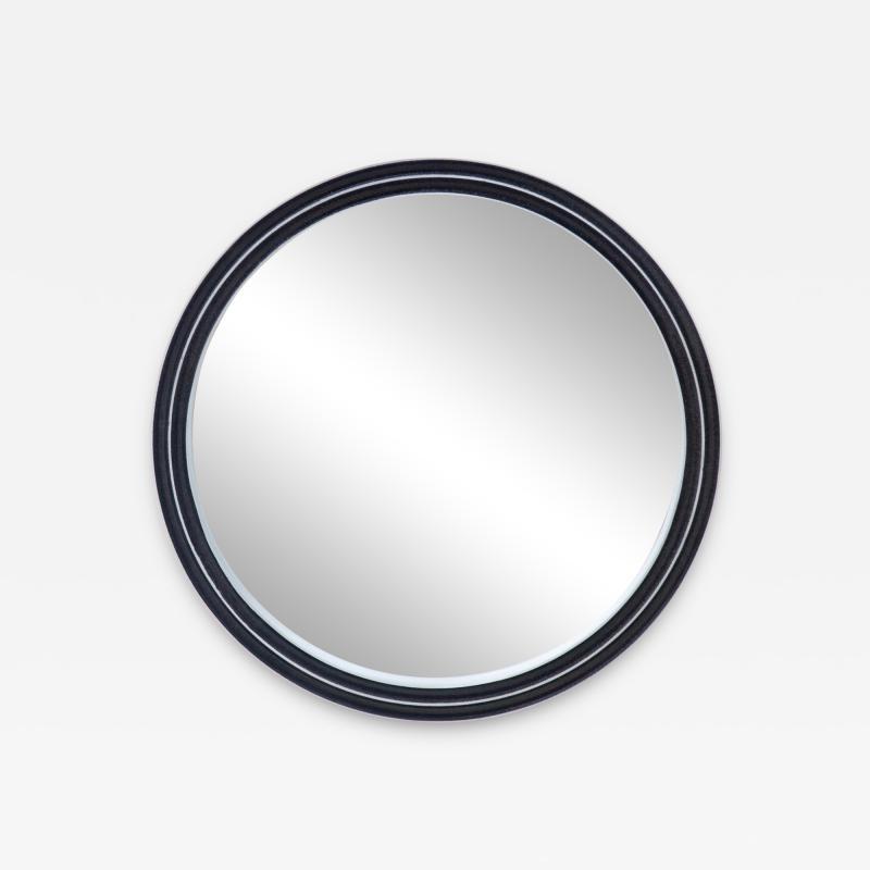 A Sculptural Modernist Mirror by Artist Lorenzo Burchiellaro