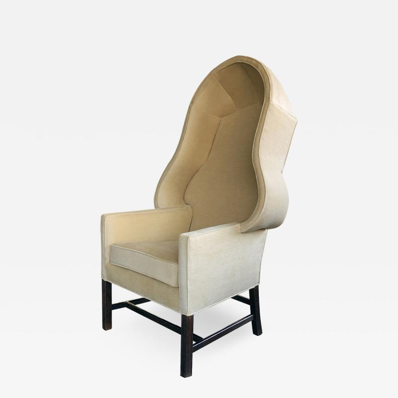 A Stylish 1960s Porters Chair
