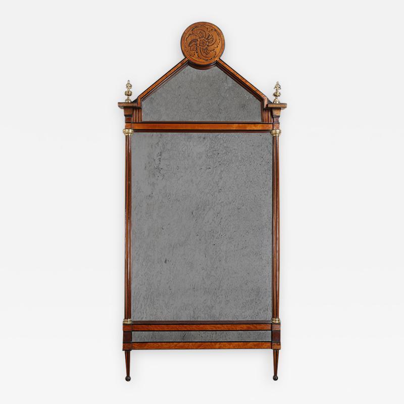 A late 18th century German mirror