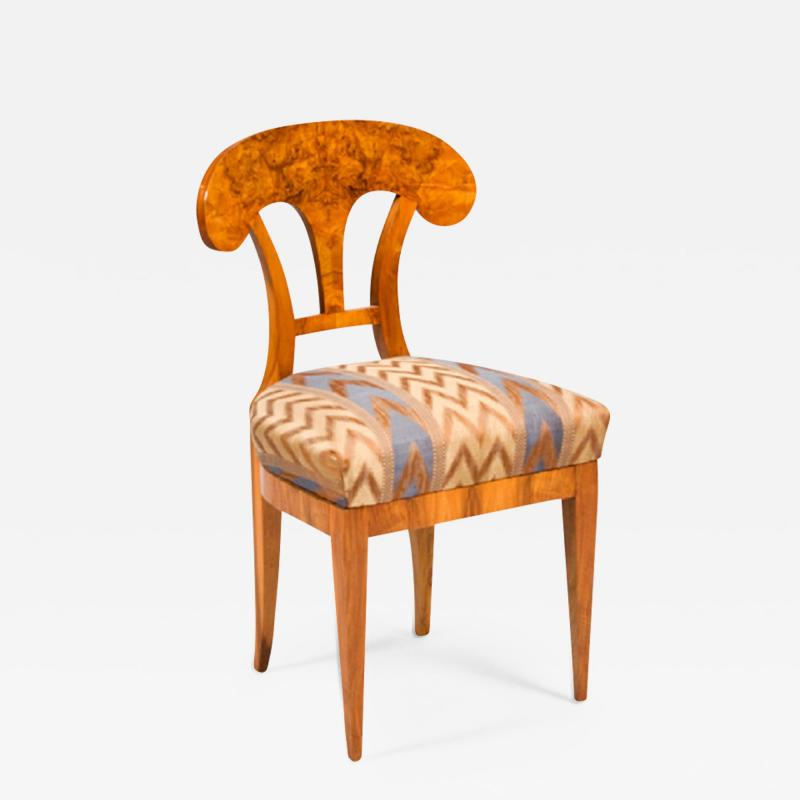 A single Biedermeier side chair
