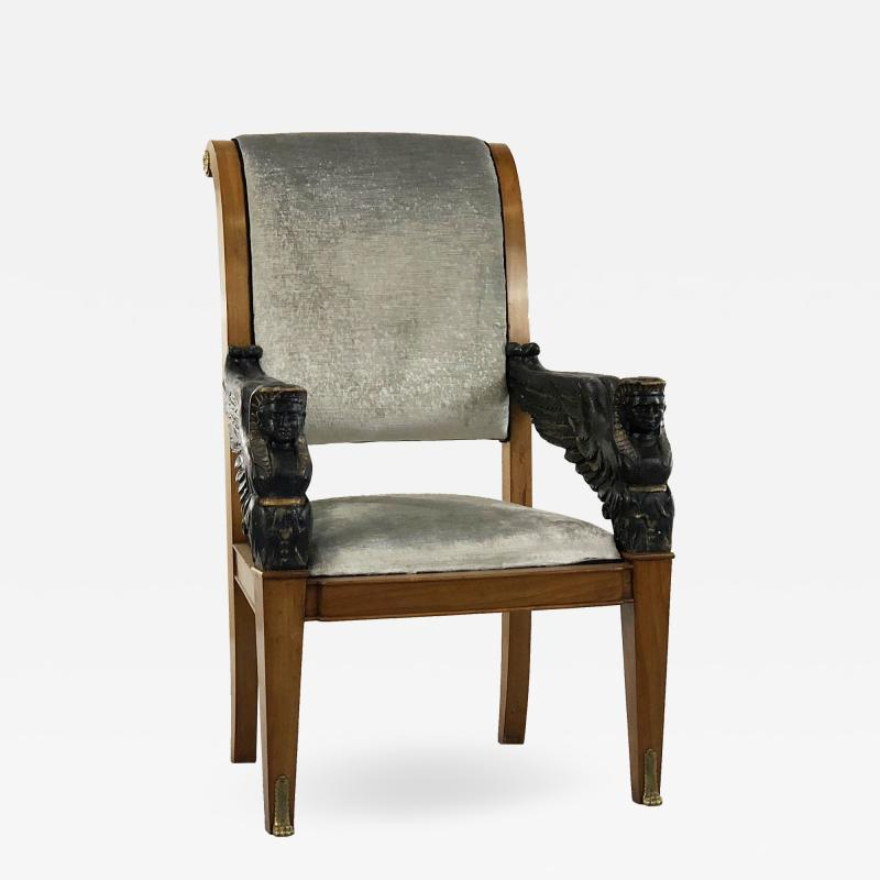 ARMCHAIR STYLE EMPIRE FIRST 900