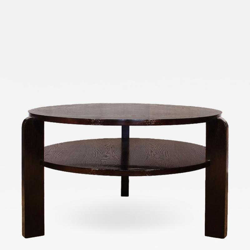 ART DECO SPANISH COFFEE TABLE