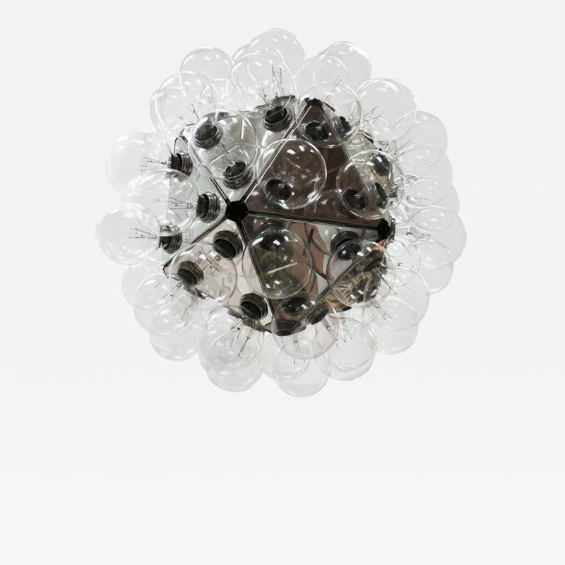 Achille Castiglioni Ceiling Lamp Model Taraxacum88 Designed by Archille Castiglioni