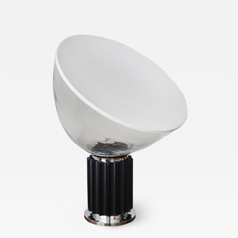 Achille Pier Giacomo Castiglioni Table lamp model Taccia designed by A and P Castiglioni for Flos