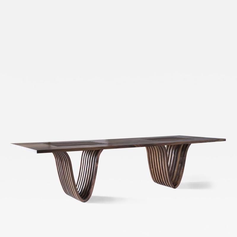 Adam Zimmerman Table by Studio Craft Artist Adam Zimmerman 21st Century