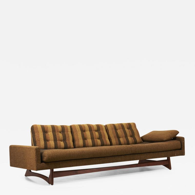 Adrian Pearsall 1 of 3 Adrian Pearsall Gondola Sofas for Craft Associates USA 1960s