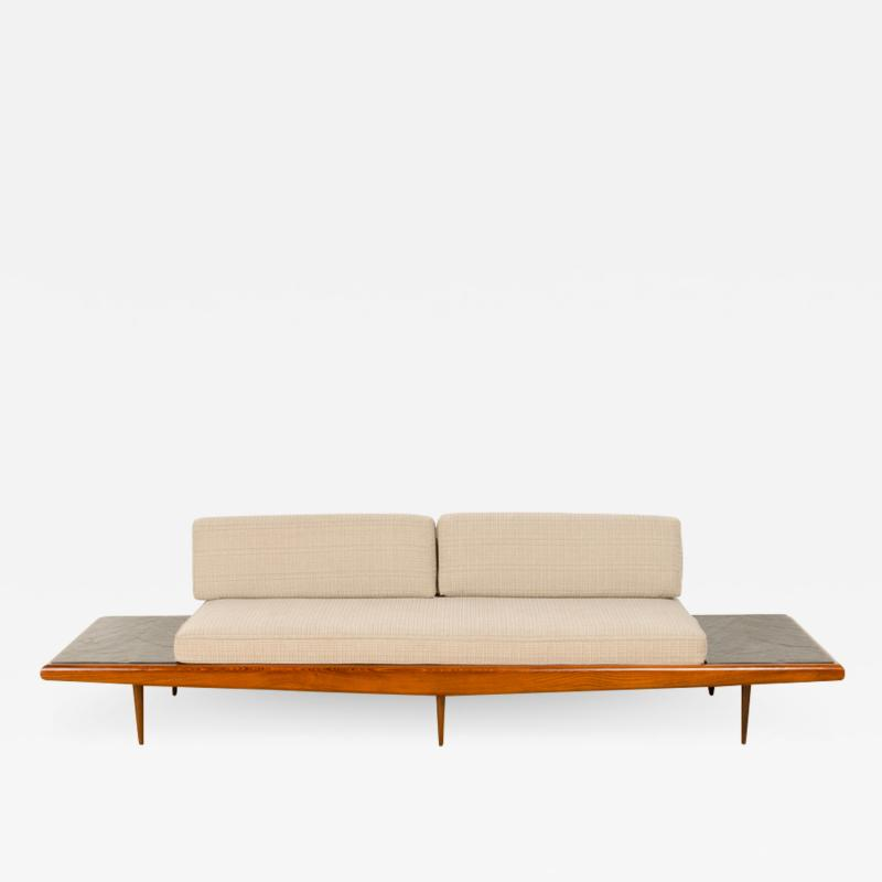 Adrian Pearsall A Mid Century Modern sofa in the manner of Adrian Pearsall Circa 1950