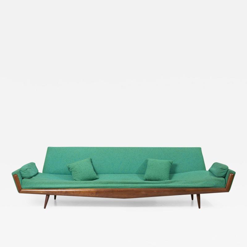 Adrian Pearsall Adrian Pearsall Gondola Sofa for Craft Associates USA 1960s