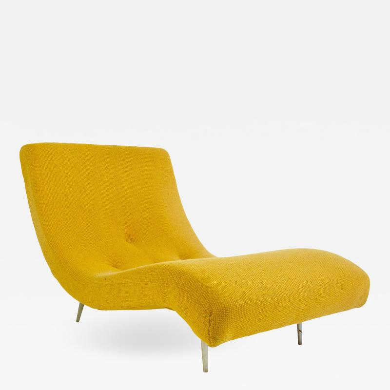 Adrian Pearsall Adrian Pearsall for Craft Associates Chaise Lounge
