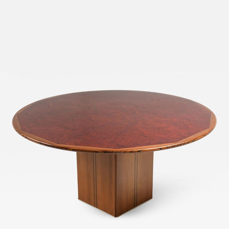Afra Tobia Scarpa Artona Africa Dining Table by Afra and Tobia Scarpa 1970