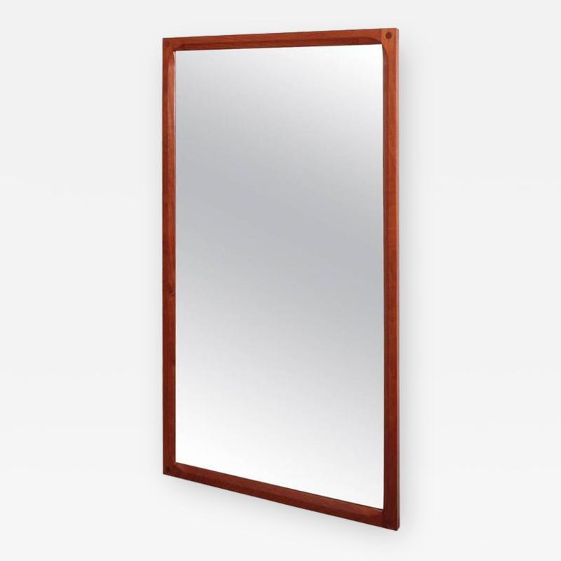Aksel Kjersgaard Aksel Kjersgaard Mirror in Teak by Odder in Denmark