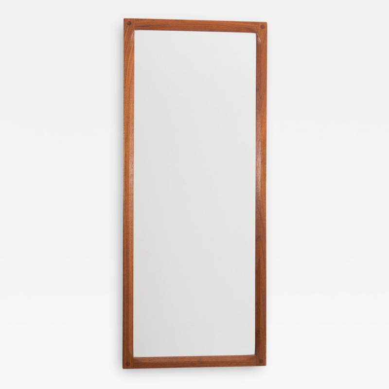 Aksel Kjersgaard Midcentury Scandinavian Mirror by Aksel Kjersgaard