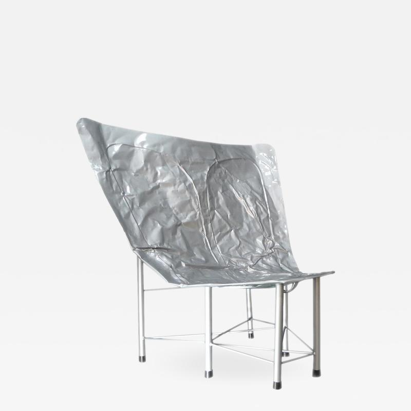 Al Jord o Contemporary Fusca Chair from the Collection Cars Never Die by Al Jord o