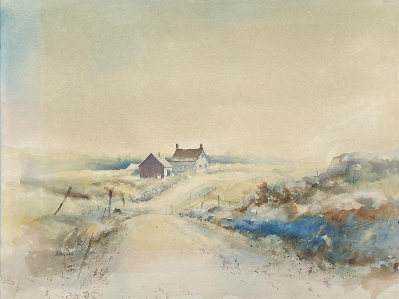 Albert Pasquale The Old Homestead