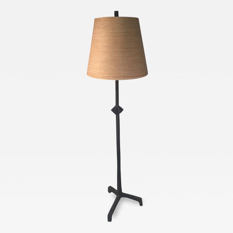 Alberto Diego Giacometti GIACOMETTI INSPIRED BRUTALIST FLOOR LAMP