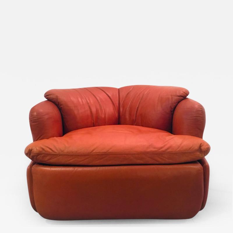 Alberto Rosselli Single Confidential Armchair
