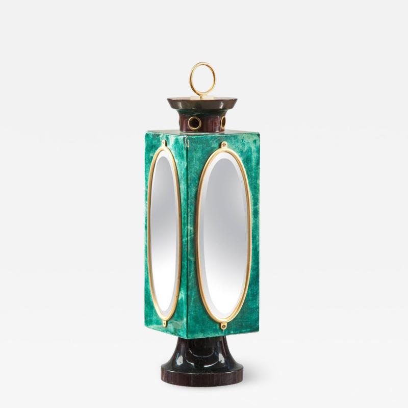 Aldo Tura Table lamp attributed to Aldo Tura