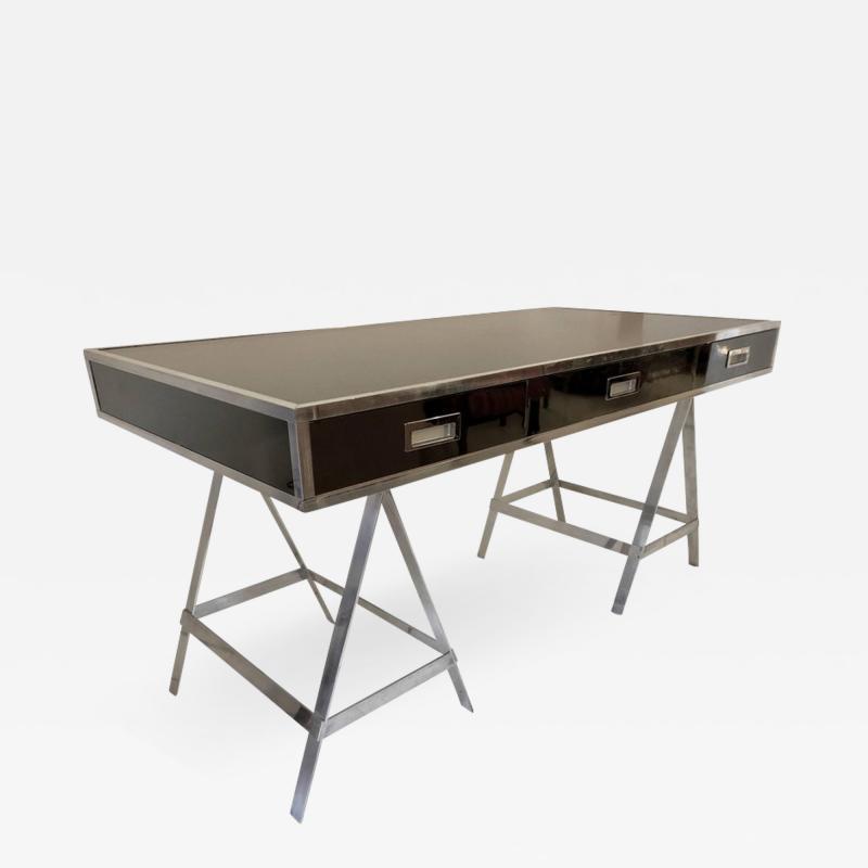 Alessandro Albrizzi Vintage Alessandro Albrizzi Trestle Desk