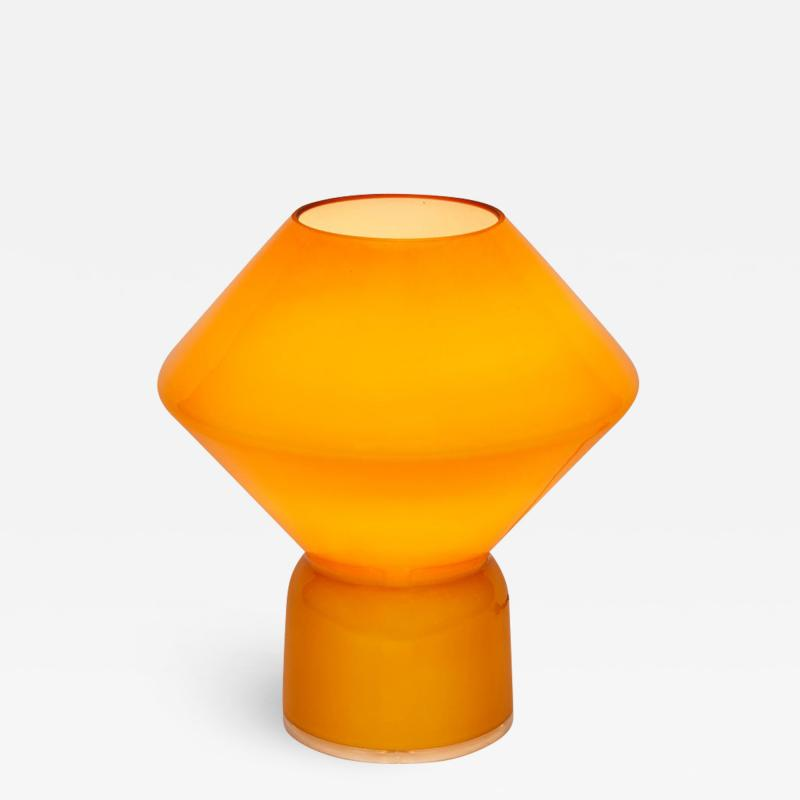 Alessandro Mendini 1980s Memphis Style Conica Table Lamp for Artemide