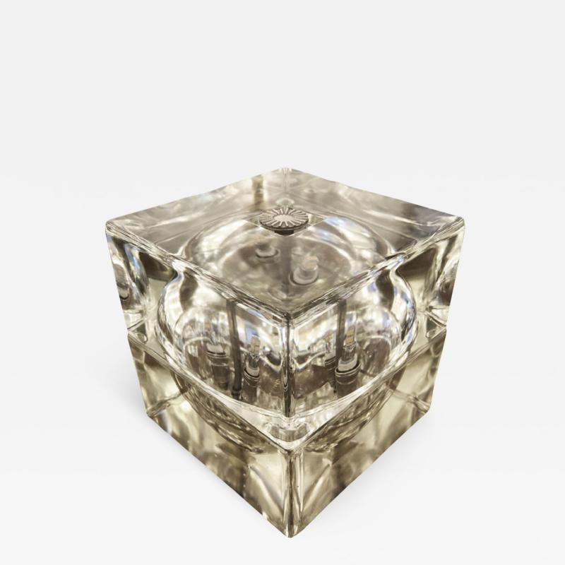 Alessandro Mendini Cubosfera Table lamps by Alessandro Mendini