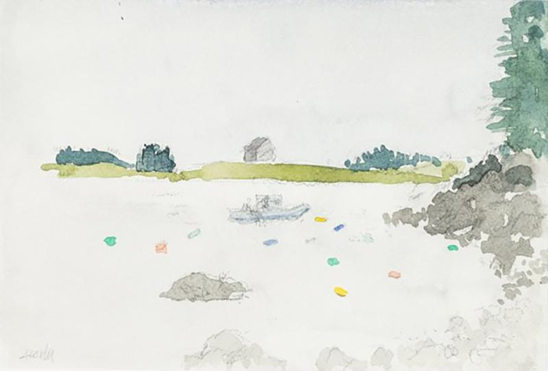 Alex Meier Group 33 Watercolor