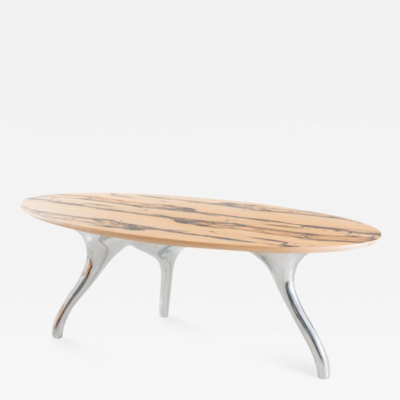 Alex Roskin Alex Roskin Trois Jambes Dining Table USA