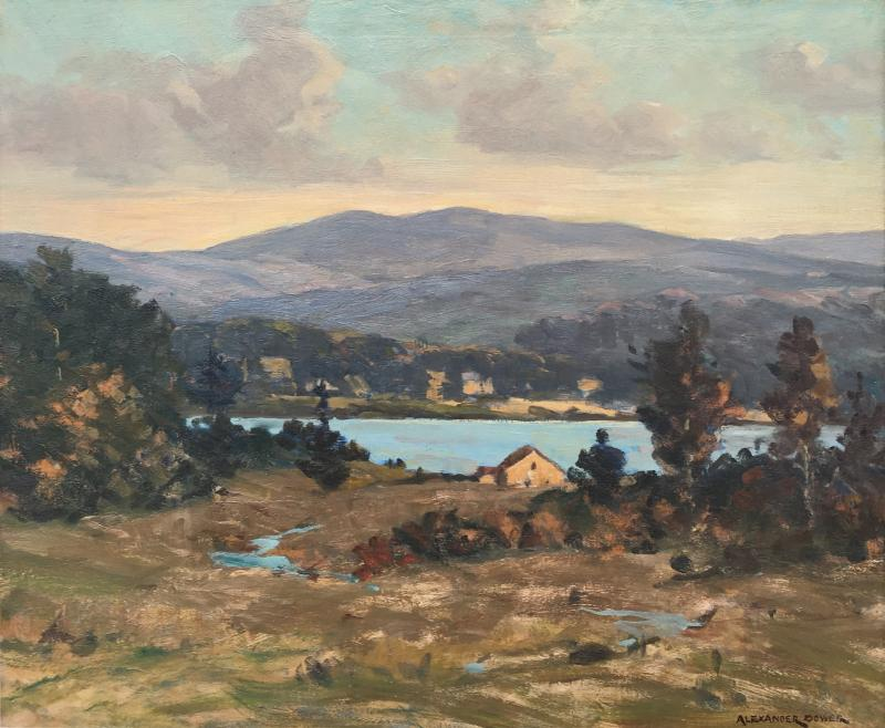 Alexander Bower Bass Lake California