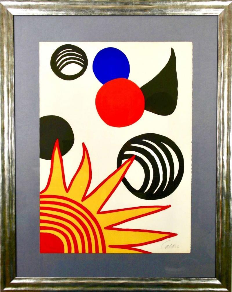 Alexander Calder Joies du N ophyte