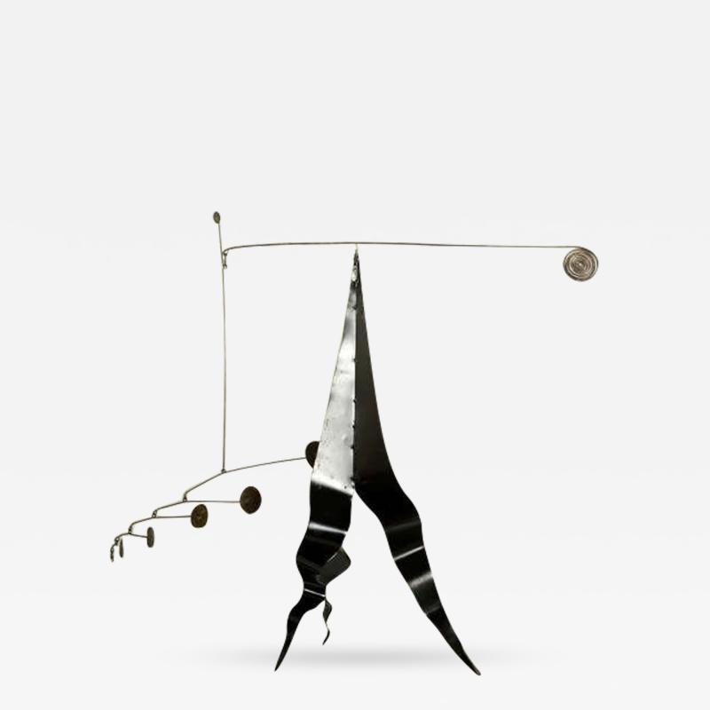 Alexander Calder Mobile Table Sculpture