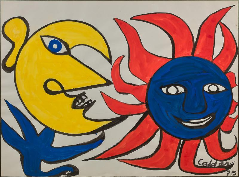 Alexander Calder Offered by GALERIE DE LA B RAUDI RE