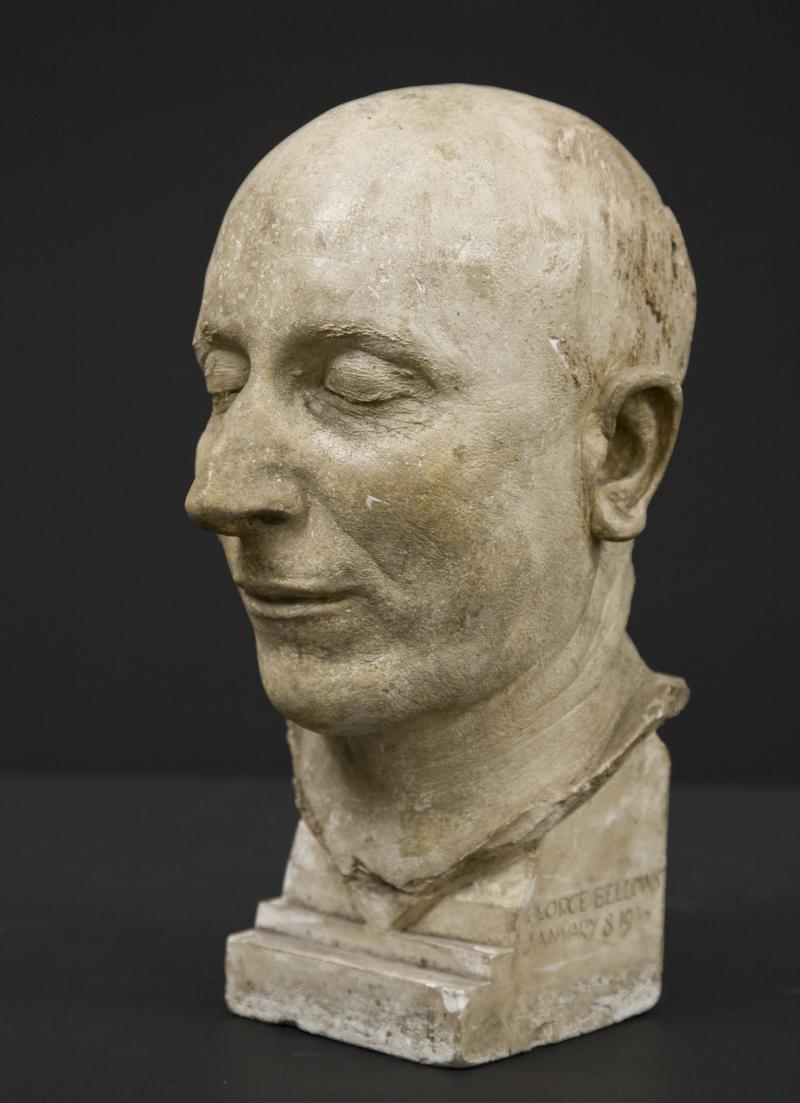 Alexander Stirling Calder George Bellows