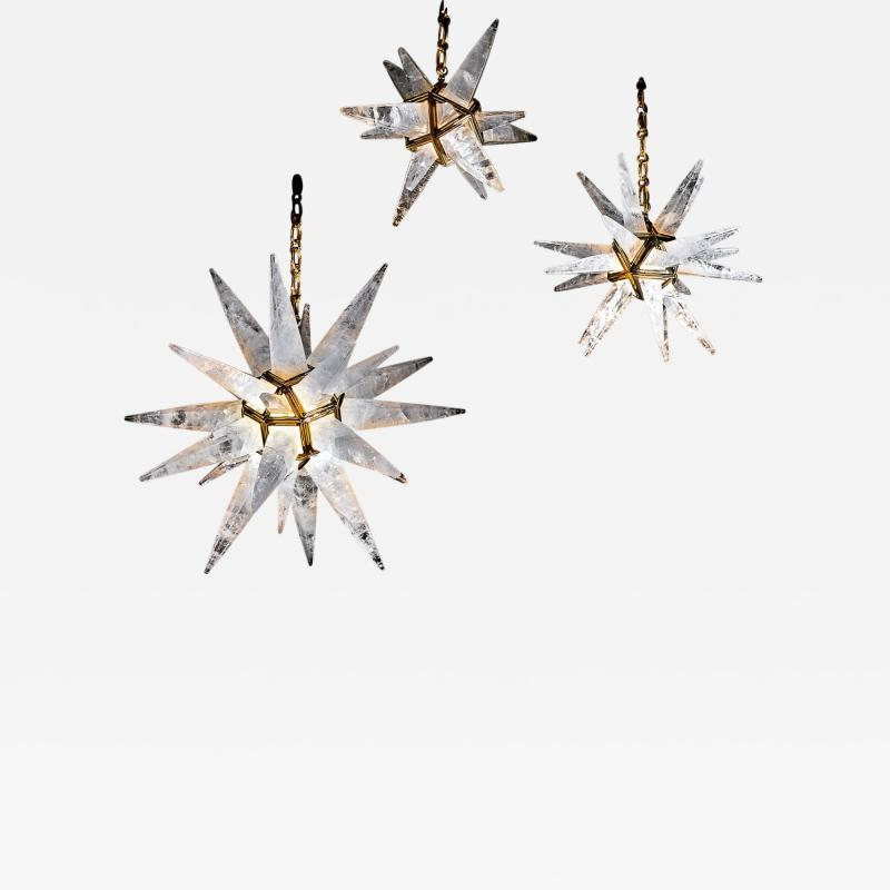 Alexandre Vossion STARS TRILOGY