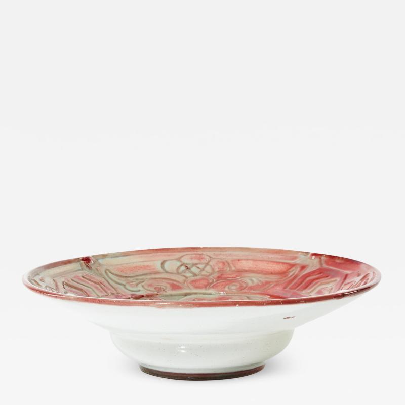 Allan Ebelling Moorish Platter by Allan Ebelling for Gefle