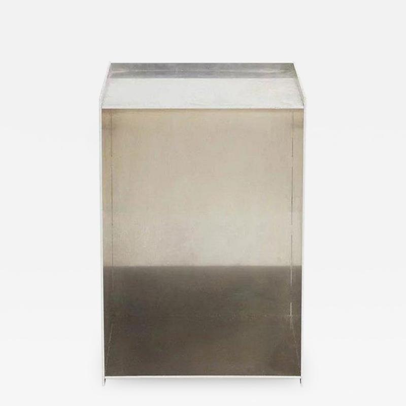 Aluminium Box Table