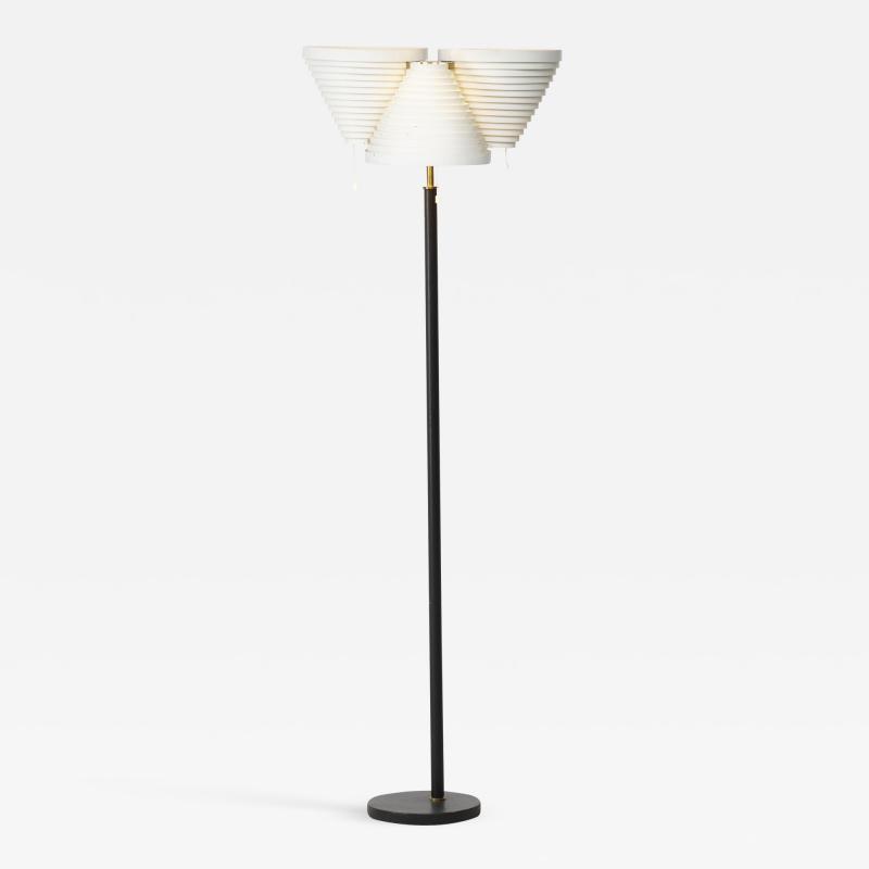 Alvar Aalto Floor Lamp by Alvar Aalto