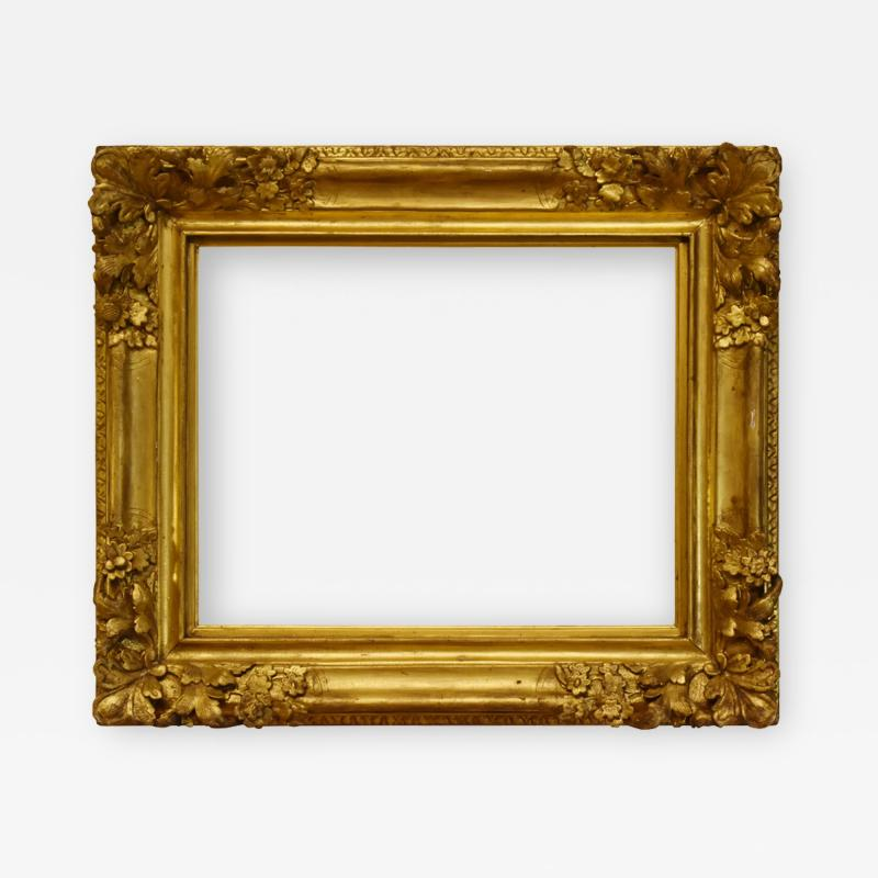 American 1870 Scoop Picture Frame 32x44