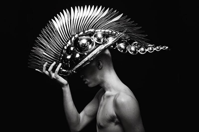 American Kouros 1 by Sasha Meret