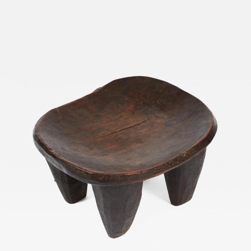 Ancient African Wooden Stool