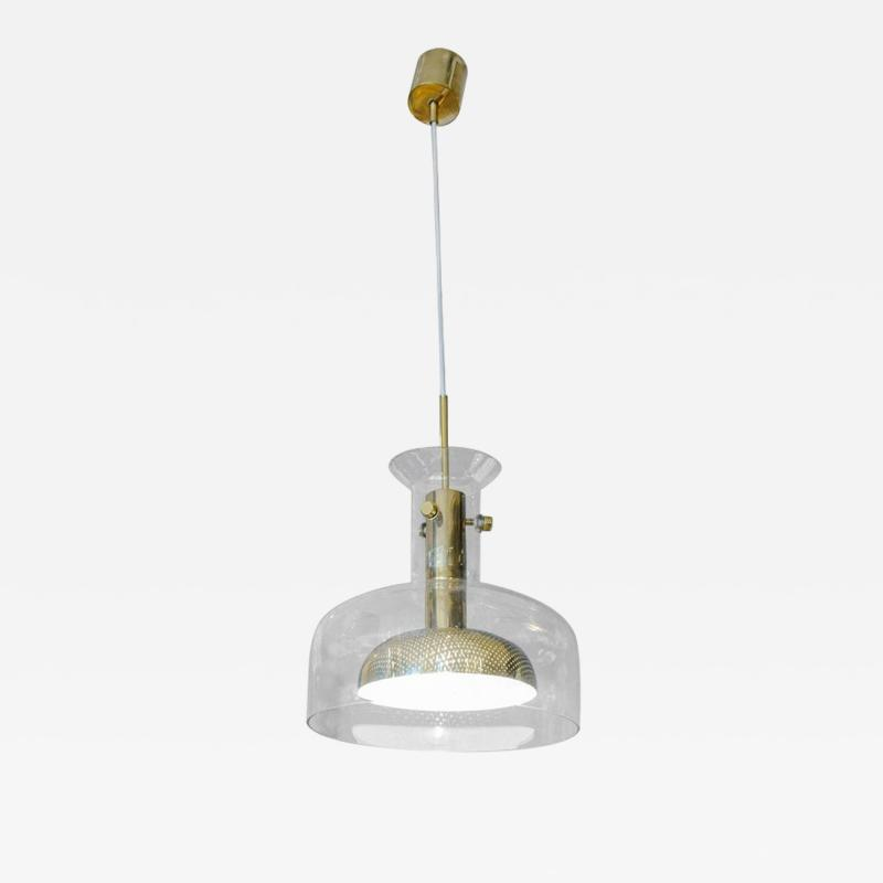 Anders Pehrson Crystal Pendant by Anders Pehrson for Atelje Lyktan
