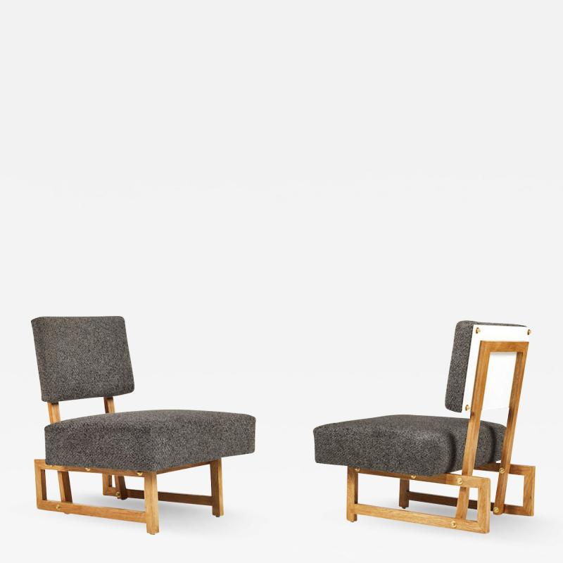 Andr Sornay KYOTO slipper chair