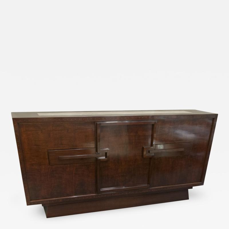 Andre Sornay N9522 Sideboard by Andr Sornay 1902 2000 France ca 1940