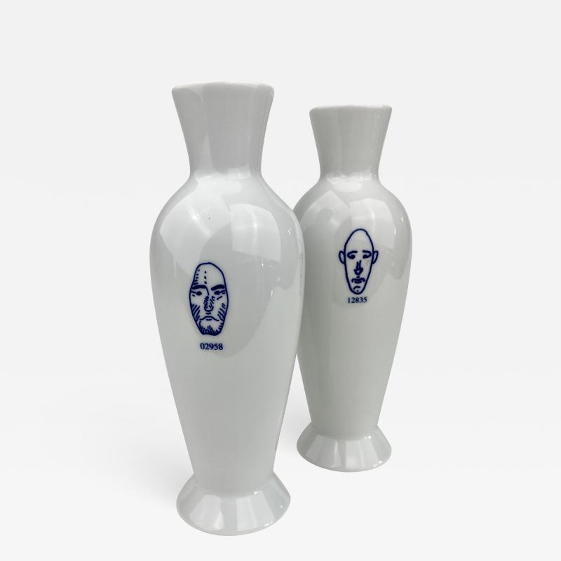 Andrea Branzi Genetic Tales Vases