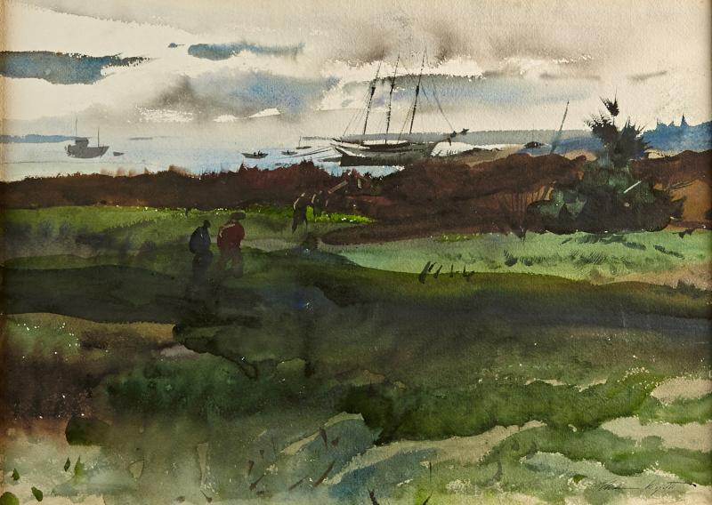 Andrew Newell Wyeth The Wreck by Andrew Wyeth 1939