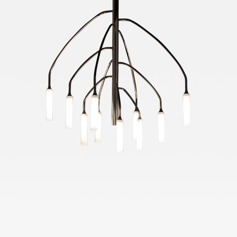 Angelo Brotto The Willow Chandelier by Esperia