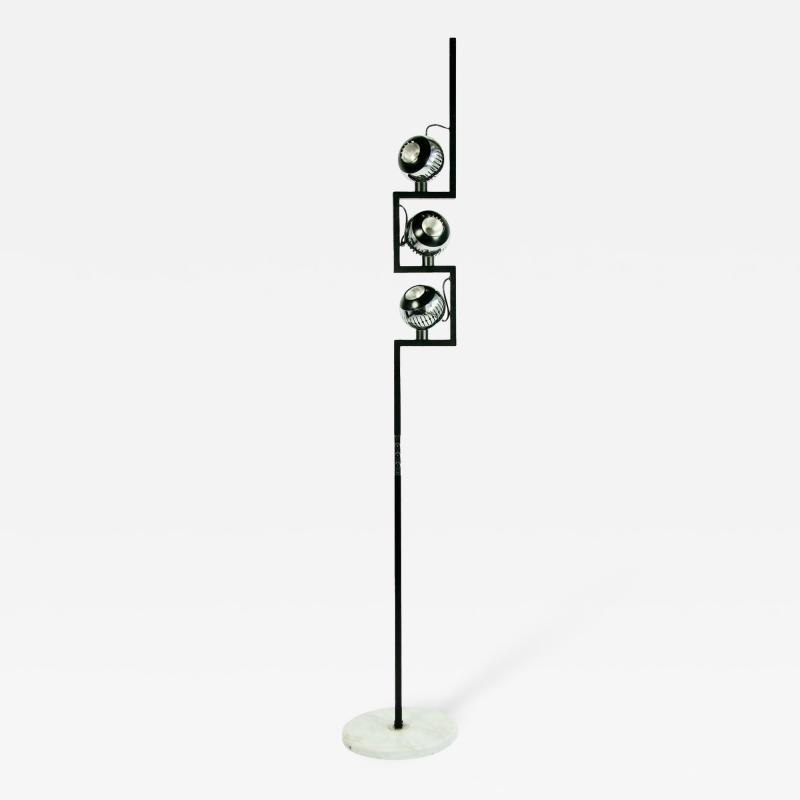 Angelo Lelli Lelii Angelo Lelii Floor Lamp for Arredoluce