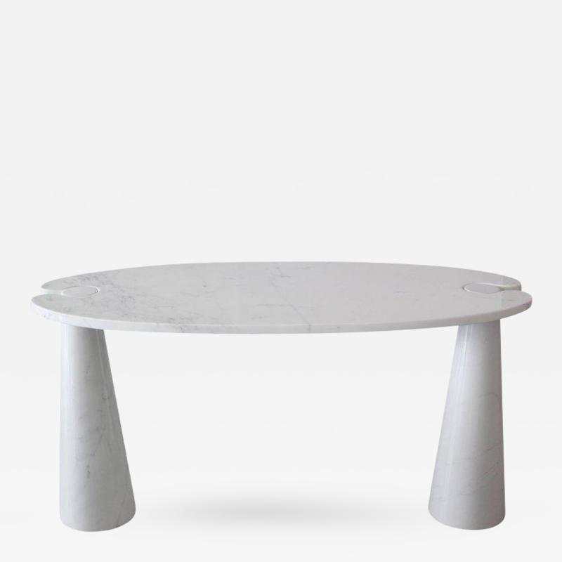 Angelo Mangiarotti Angelo Mangiarotti Marble Eros Console Table