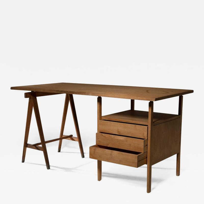 Angelo Mangiarotti Desk by Angelo Mangiarotti