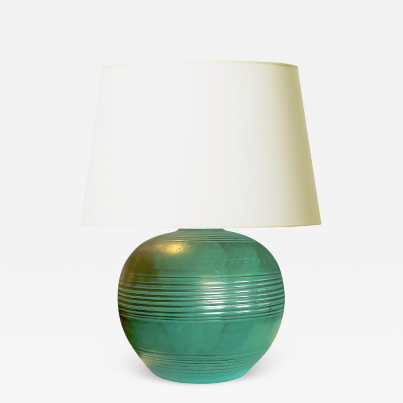 Anna Lisa Thomson Art Deco Table Lamp by Anna Lisa Thomson